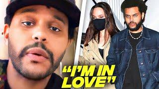 The Weeknd Breaks Silence On Dating Angelina Jolie