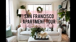 San Francisco Apartment Tour | Kathleen Barnes | CarrieBradshawLied.com
