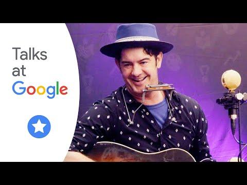 "G. Love: ""Love Saves The Day"" | Talks at Google"