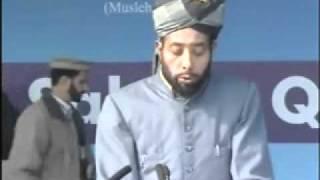 Burhan Zafar Sb- Seerath-e-Sahaba at Jalsa Qadian 2009 Day 3 Morning Part 5-5