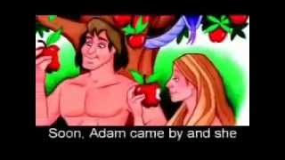 ABS - 003 - Adam & Eve & The Serpent