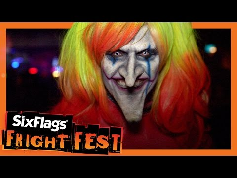 Suicide Squad Takes Over Six Flags Fright Fest