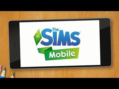 The Sims 4 Мобильная версия | The Sims Mobile [2017]