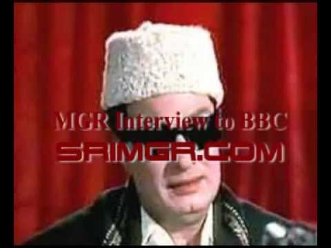 MGR Interview in London Radio