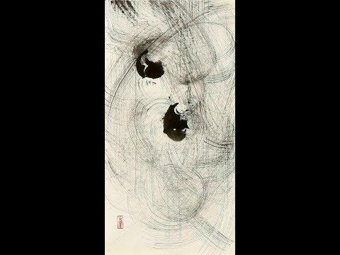 Pure Silk, Shaukhatchi Shodo Meditation, Nakamura Masaki, Saiso Shimada, Text Paul Briot
