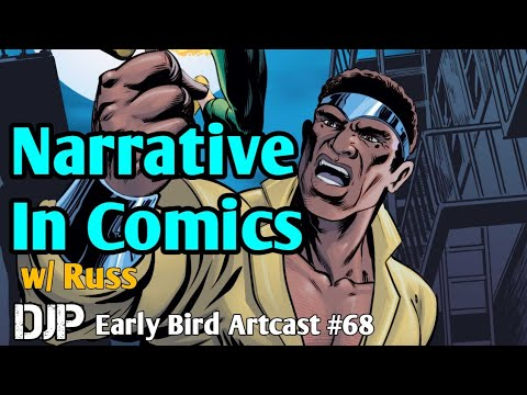 The Role of Narrative in Comics