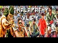 Thalapathy Vijay 44th Birthday Special mash up with Special thalapathy song