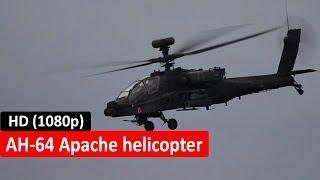 AH-64 Apache helicopter @ Rena Leir Airfield, Norway