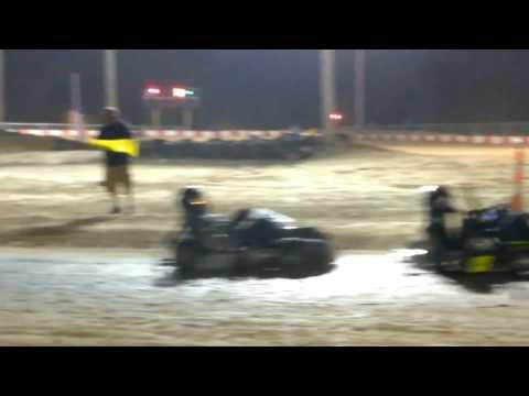 KC Raceway Heavy Points Race
