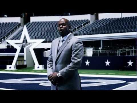 Dallas Cowboys In-Stadium -- Emmitt Smith