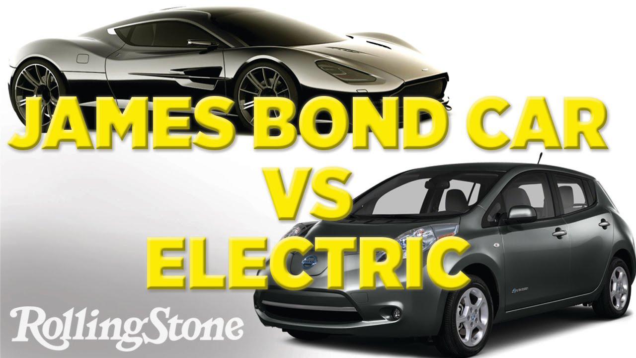 Bill Nye Decides James Bond Car Vs Electric