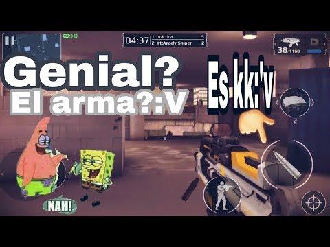 Prestigio nivel9-Kommander|A.E.S.T-X84| La peor?  Creo que si xD -Gameplay |Modern Combat5