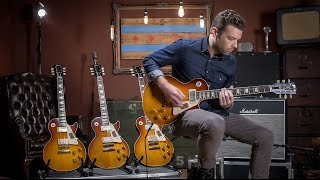 Gibson Custom Shop 1958 Les Paul Reissue Slow Iced Tea Fade Electric Guitar Demo