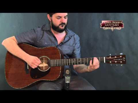 Martin Custom D-14 Mahogany Top Dreadnought Acoustic Guitar