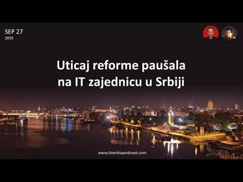 Uticaj reforme paušala