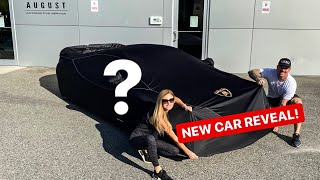 BUYING A NEW SUPERCAR AND TAKING DELIVERY *FIRST DRIVE!*