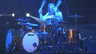 Shinedown - Diamond Eyes (Boom-Lay Boom) - Live, 2/15/2013, Memorial Coliseum, Ft. Wayne, IN.
