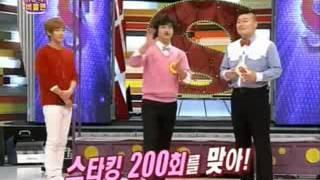 รายการโชว์สุดฮิตจากเกาหลี - รายการ สตาร์คิง โชว์เด็ดพิชิตแชมป์ ( เทปพิเศษ / ตอนที่ 200 ) [5]