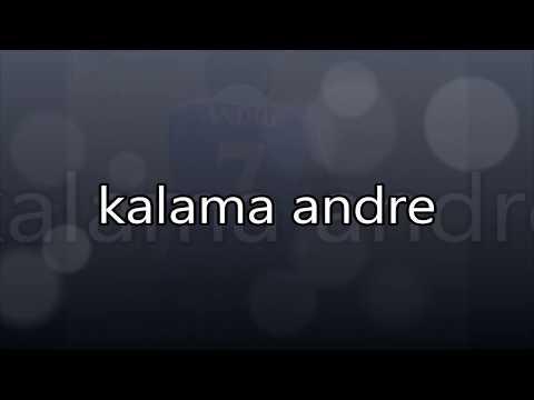 Andre Kalama Ligi Ndogo Rising Star