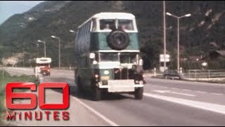 Elderly Aussies go through hell on Europe bus tour (1986) | 60 Minutes Australia