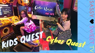 TRIP to KIDS QUEST!!!