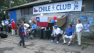 PASEO DEL CHILECLUB DE NEW YORK 2012. CELEBRANDO LA INDEPENDENCIA DE CHILE