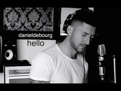 💔 Adele - HELLO (Male rendition by Daniel de Bourg) 💔