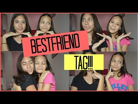 BEST FRIEND TAG! (bahasa indonesia) | Zahra and Paula