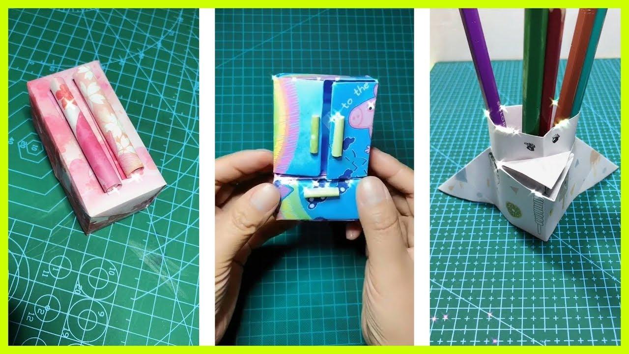hài lòng & thư giãn video gấp giấy - origami art #33