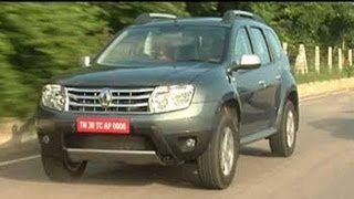 The Car & Bike Show - The new Renault Duster gears up for the SUV challenge