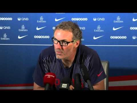 """PSG boss Laurent Blanc says Angel Di Maria transfer saga will have a """"positive outcome"""""""