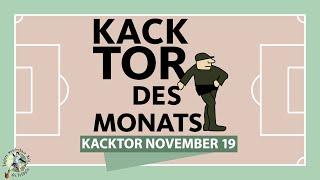 Gambar cover Das Kacktor des Monats November 2019 | ZwWdF