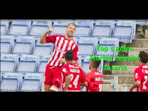 Top 5 goles Lejeune 2014/15  100 SEGUIDORES 