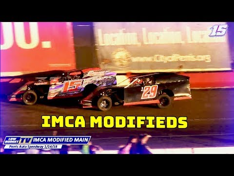 Feature: IMCA Modified Racing from Perris Auto Speedway