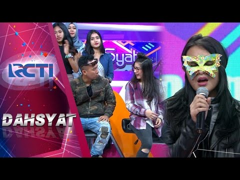 DAHSYAT - Penyanyi Misterius Buat Host Dahsyat Ingin Tau [28 April 2017]