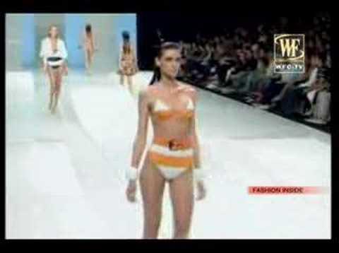 Izabel Goulart at Rio Fashion Week