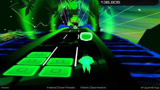 AudioSurf 2 Mono Insane Clown Posse   Manic Depressive