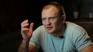 """Интервью Казусёнка Андрея Фёдоровича для портала """"Мы родом из самбо""""."""