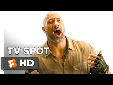Jumanji: Welcome to the Jungle TV Spot - Lip Sync (2018) | Movieclips Coming Soon