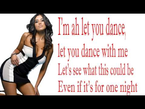 Sasha Casares   Dance With Me s