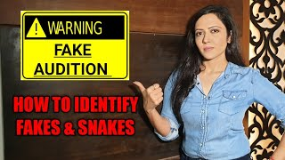 How To Identify Genuine VS Fake In ACTING profession   Garima's Good Life