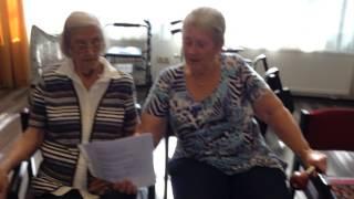 Alzheimekoor Eigen Wijs zingt Doorgaan voor Wereld Alzheimer Dag