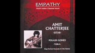 Amit Chatterjee / Sitar & Polash Gomes / Tabla Raga Darbari Kannada Fast tintal part 2