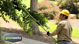 GreenWorks G-Max 40V Pole Pruner