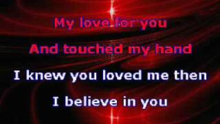 Real Karaoke with Lyrics - Taking Over Me (Evanescence)