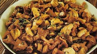 How To Roast Mushroom - Oyster Mushrooms Roasted Recipe - Cooking Classes