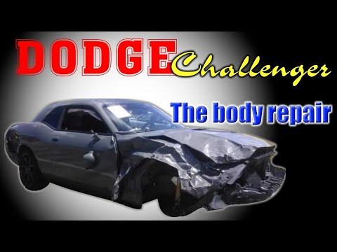 Dodge Challenger 2018.