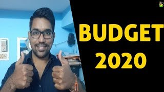 Budget 2020 Income Tax related Changes Expectations   Budget 2020 Income Tax FY 2020-21   FinCalC TV