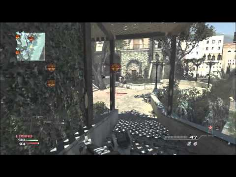 Modern Warfare 3 DLC 1 Gameplay and Commentary  
