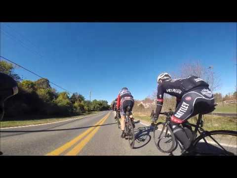 10AM Ride Nov 5 2016 (the fast 19-mile loop)